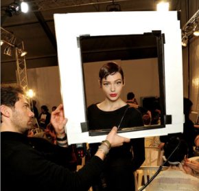BACKSTAGE WITH DIOR