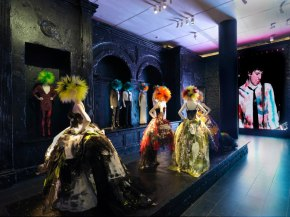 EXCLUSIVE: PUNK CHAOS TO COUTURE PREVIEW
