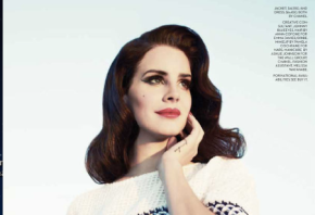 LANA DEL REY FOR FASHION MAGAZINE